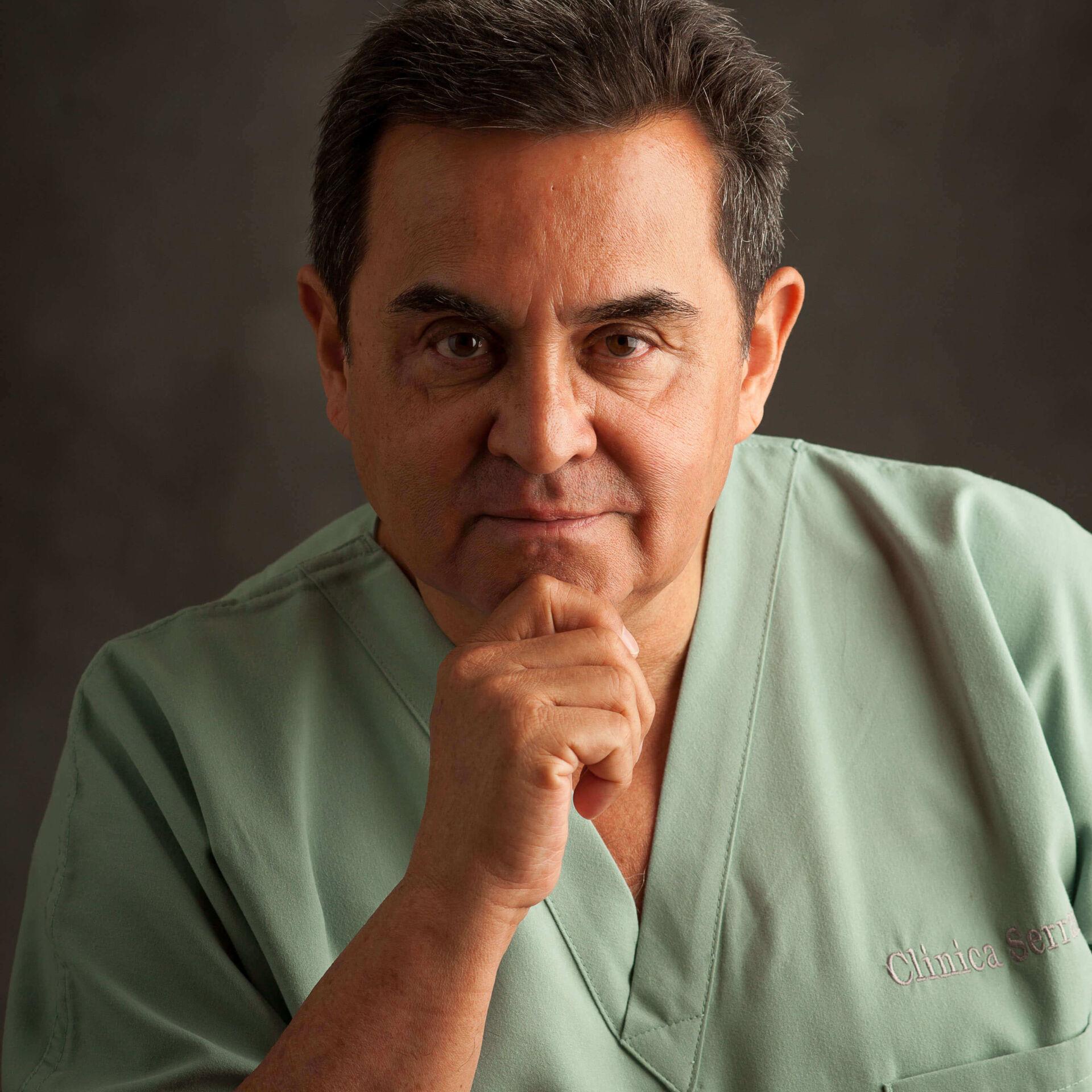 Dr Gabriel Serrano Sanmiguel